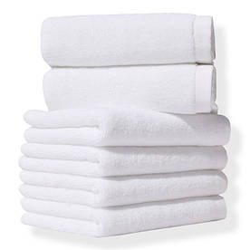Полотенце Lotus Отель - Белый 70*140 (16/1) 400 г/м2