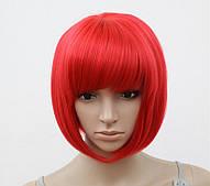 Красный парик каре в интернет магазине цвета в ассортименте