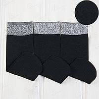 """Носочки женские капроновые """"Ласточка"""" C237black (10 пар в упаковке)"""