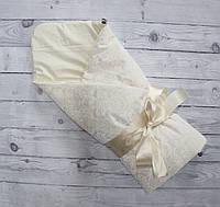 """Демисезонный конверт-одеяло """"Дамаск"""""""