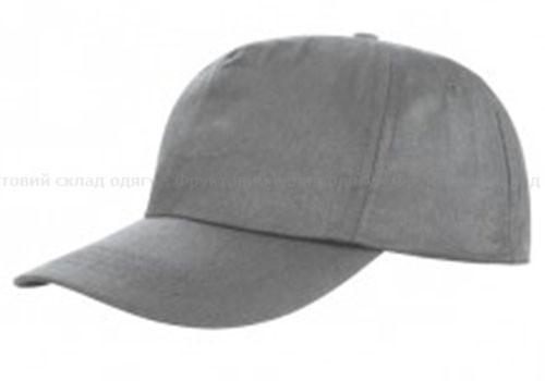 Мужская серая кепка
