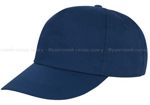 Мужская темно-синяя кепка