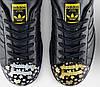 Женские кроссовки Adidas Superstar Pharrell Supershell Black Адидас Суперстар черные, фото 4