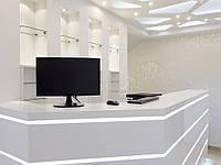 Мебель из акрилового камня для медицинских центров, фото 1