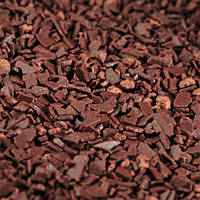 Осколки шоколадные черные глянцевые