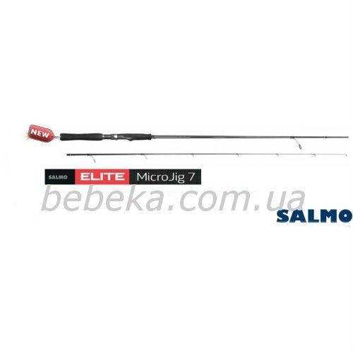 Спиннинговое вудлище Salmo ELITE MICROJIG 7 (4157-210)