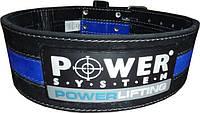 Пояс для тяжелой атлетики POWER SYSTEM PS - 3800 POWERLIFTING