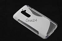 Чехол накладка для LG G2 прозрачный, фото 1