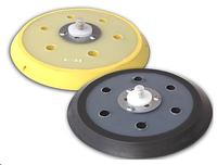 Мягкая оправка для абразивных дисков, 6 отверстий. 150 мм