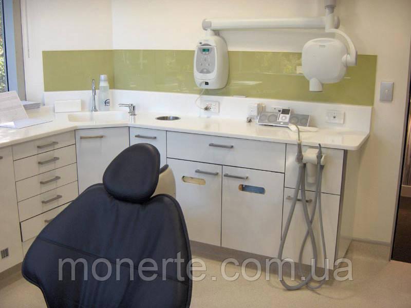 """Столешница для стоматологического кабинета - ТОВ """"МОНЕРТЕ"""" в Днепре"""