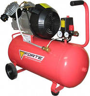 Компресор FORTE VFL-50 8атм.2.2кВТ, вхід:420л/хв,рес-р 50л