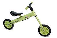 Складной велобег зеленый TCV (T700 G)