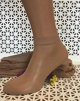 Носки женские сетка безразмерные капроновые, фото 1