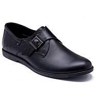 Туфли мужские кожаные Bastion 061