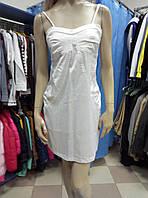 Французское белое платье Pigalle