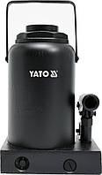 Домкрат гидравлический бутылочный 50 т, h-300-480мм. YATO YT-17009.