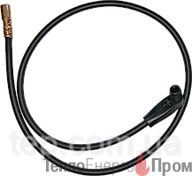 Провід високовольтний до пальником Giersch. Довжина 44 див. Наконечник на трансформатор 4 мм на електрод 6,3 мм