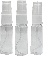 Флакон пластиковый Стелла 15 мл