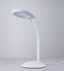 Настольная led лампа Lemanso 7,4W белая