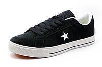 Кеды мужские Converse, черные, р. 41 42 43 44 45