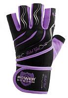 Перчатки для тяжелой атлетики Power System PS - 2720 Rebel Girl