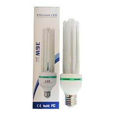 Светодиодная лампа Powerlux 36Вт E40