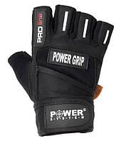 Перчатки для тяжелой атлетики POWER SYSTEM PS - 2800 POWER GRIP