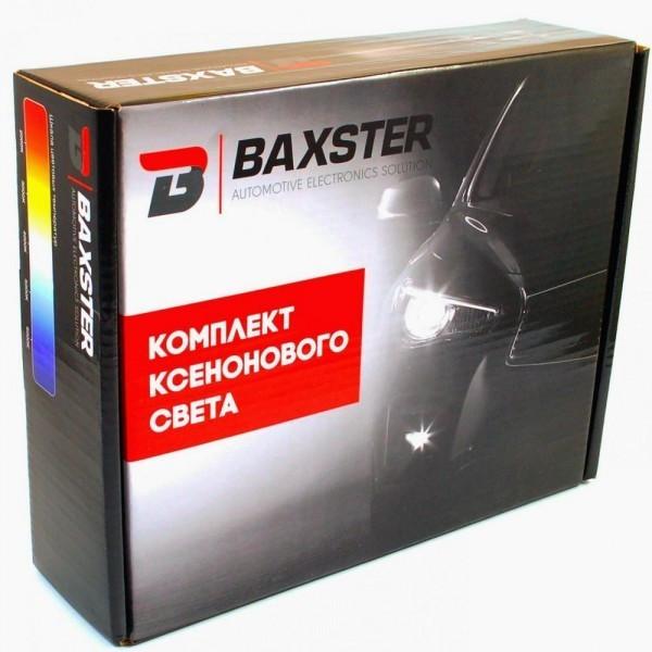 Комплект ксенона Baxster H3 с обманкой