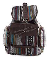 Спортивная женская стильная сумка-рюкзак Б/Н art. L-23 разноцветная