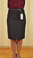 Женская классическая узкая юбка 1735-794 Muray &Co  Турция