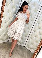 Женское кружевное платье DB-3196