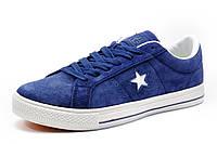 Кеды мужские Converse, темно-синие, р. 41 42 43 44 45
