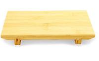 Блюдо бамбуковое Гета 24х15 см