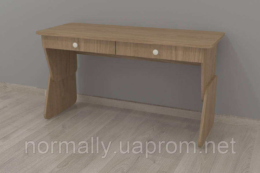 Стол с ящиками двухместный с регулировкой высоты 1100*450*h - мебельная фабрика NORMALLY в Харькове