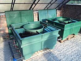 Поставки оборудование для прудов и бассейнов под объект