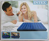 Матрас надувной двуспальный Intex 68755,(183*203см)