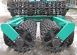 Каток кольчато-шпоровый гидрофицированный КП-6-520 Ш, фото 3