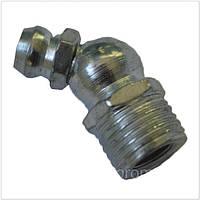 Тавотница Ф10 (масленка), угол 45 (ГОСТ19853-74(DIN71412))