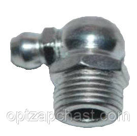 Тавотница Ф10 (масленка) угол 90 (ГОСТ19853-74(DIN71412))