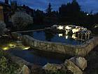 Установка підсвічування для ставків, басейнів, фонтанів, фото 3