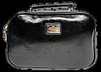 Симпатичная женская сумочка Diary Klava черного цвета LLK-003422