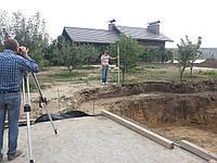 Геодезические измерения, подготовительные работы