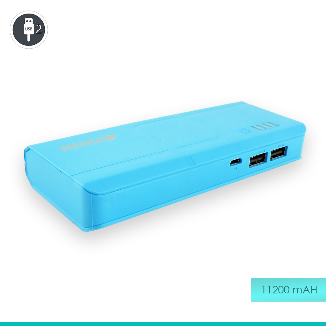 УМБ NK-658 Power Bank 11200 mAh