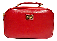 Оригинальная женская сумочка Diary Klava красного цвета LLK-003470, фото 1