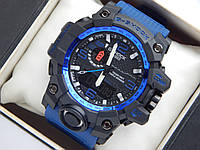 Спортивные часы Casio G-SHOCK GWG-1000 синего цвета