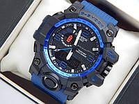 Спортивные часы Casio G-SHOCK GWG-1000 синего цвета, фото 1