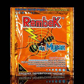 Гранула, средство от муравьев, Rembek Рембек 50 г(СрТарМур_Rembek-50)