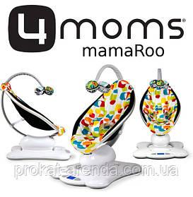 Кресло качалка 4moms mamaroo напрокат в Киеве