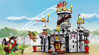 "Конструктор Lepin Angry Birds ""Замок Короля свинок"" (19006)"