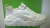 Женски кроссовки Nike Huarache Ultra белые